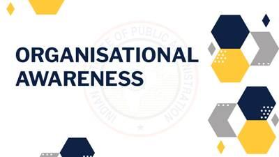 Organisational Awareness