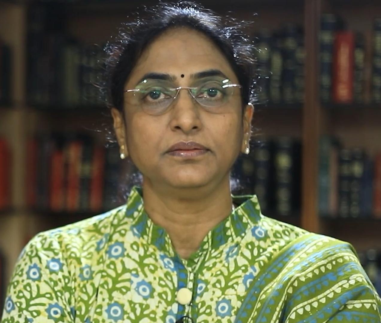 Dr. C. Sheela Reddy