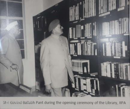 IIPA Library