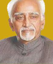 Shri M. Hamid Ansari